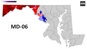 Florida Congressional District Map by Open Seat Watch Maryland U0027s 6th District U2013 Decision Desk Hq