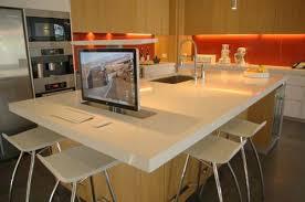 bloc central cuisine ilot central cuisine avec table alot et bloc newsindo co