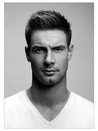 haircuts for round faces men along with trendy men haircut 2017