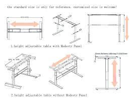 desk height for 6 2 standard desk height standard desk height design wooden furniture
