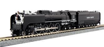 n scale fef 3 locomotives kato usa precision railroad models