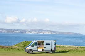 camper van hire cornwall redruth gwithian quirky campers