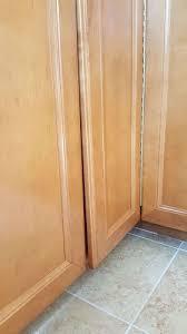 how to fix a warped cabinet door warped cabinet doors hometalk