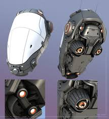 Google Pod by Some New Sci Fi Stuff U2014 Polycount