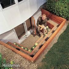 amazing ideas basement window well installation galvanized