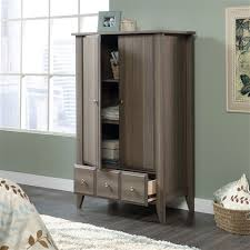 bedroom wardrobe armoire bedroom wardrobe armoire storage cabinet in ash wood finish