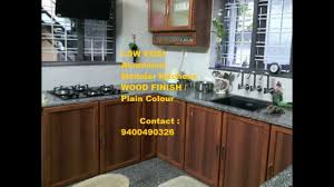 Low Cost Kitchen Cabinets Thrissur Low Cost Kitchen Cabinet Dealer Contact 9400490326