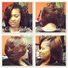Sew In Bob Hairstyle Love This Voluminous Bob Via Cocostylezem Http Community