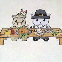 printable thanksgiving pilgrim buddies paper dolls