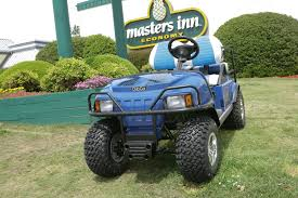 golf cart sales parts and service are available from