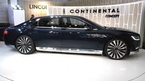 Lincoln Continental Matrix Lincoln Continental Concept Archive Ford Inside News Community