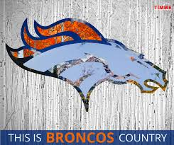 Bronco Flag This Is Broncos Country Timme Landscape Photography
