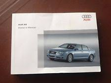 audi a6 owners manual audi a6 car owner operator manuals ebay