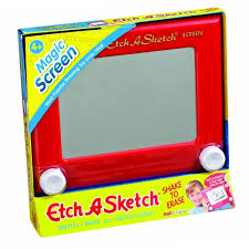 amazon com spin master etch a sketch classic toys u0026 games