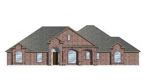 One Car Garage Plans 6321 Esmeralda Chisholm Ranch Estates Rockwall Texas D R