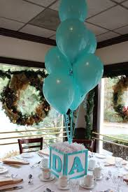 baby boy centerpieces 19 and sweet balloon centerpieces for baby showers shelterness