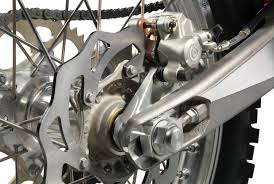 motocross action magazine replace rear brake pads without breaking