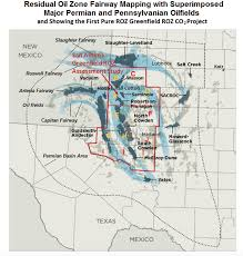 Roswell New Mexico Map by Kinder Morgan U0027s Tall Cotton Co2 Project Ushering In A New Era Of