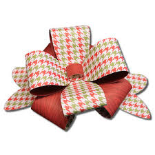 large gift bow bows jamieandjenn