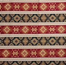 ethnic tribal style upholstery fabric aztec navajo home decor
