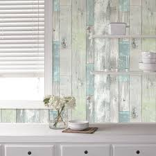 peel and stick wallpaper beachwood walmart com