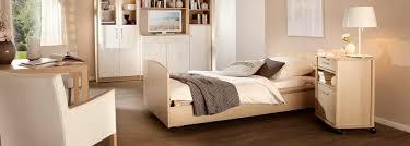 universal nursing care bed sentida 5 linet beds mattresses