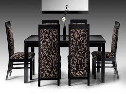 modern black dining room sets beautiful dining room set modern ideas liltigertoo com
