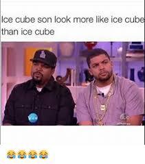 Ice Cube Meme - 25 best memes about ice cube son ice cube son memes