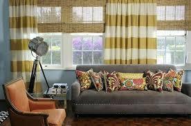 Horizontal Stripe Curtains Striped Window Curtains U2013 Teawing Co