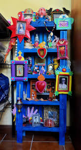 Mexican Inspired Home Decor 475 Best Angels Altars Shrines And Religious Icons Images On