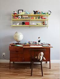 deco bureau enfant un coin bureau vintage pour enfant l enfant du bureau what