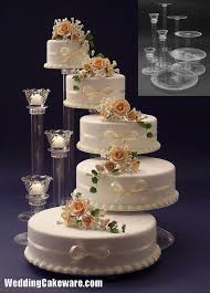 5 tier cascading wedding cake stand stands 3 tier candle stand