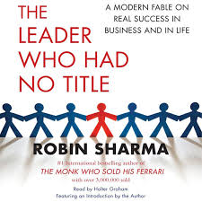 the monk who sold his audio free the leader who had no title audiobook by robin sharma for