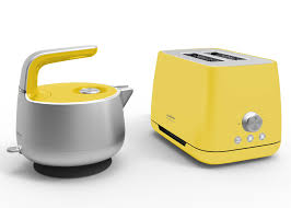 Toaster And Kettle Deals Marc Newson Designs Matching Kettle And Toaster For Sunbeam