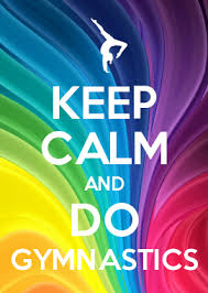 How To Make Your Own Keep Calm Meme - keep calm and do gymnastics that s right keep calm pinterest