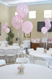baby girl shower centerpieces baby shower table decorating ideas home inspiration ideas
