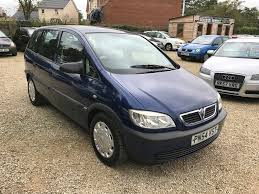 used vauxhall zafira life 1 6 cars for sale motors co uk
