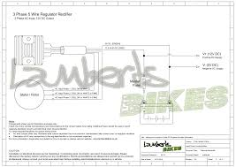 rectifier wiring diagram suzuki motorcycle regulator rectifier