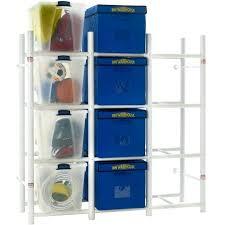 Trash Can Storage Cabinet Storage Bins The Bins Something You Write Contents Bin Marker
