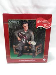elvis ornament carlton cards 2000 a way