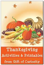 thanksgiving activities for including thanksgiving printables