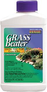 lawn and garden weed control