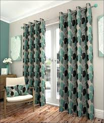 Brown Turquoise Curtains Gray And Brown Curtains Krepim Club