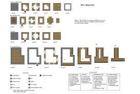 small house floorplan minecraft small house blueprints best design floor plans luxihome