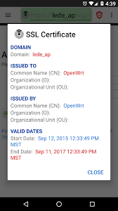 Ssl Certificates Title Privacy Browser U2013 Stoutner