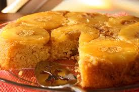 pineapple upside down cake gluten free saving room for dessert