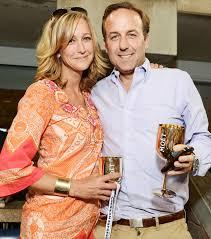 Lara Spencer by Good Morning America U0027 Host Lara Spencer And Husband David