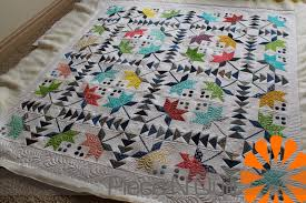 Coastal Quilts Piece N Quilt Coastal Lily Custom Machine Quilting