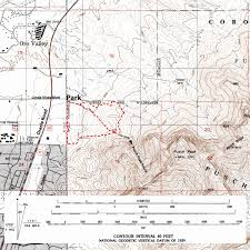 Douglas Arizona Map by Linda Vista Trail Loop U2022 Hiking U2022 Arizona U2022 Hikearizona Com