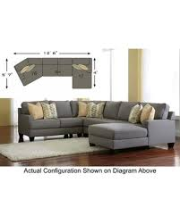 Peyton Leather Sofa New Savings On Peyton Collection Mi 9452 38 43 99 Allo 3